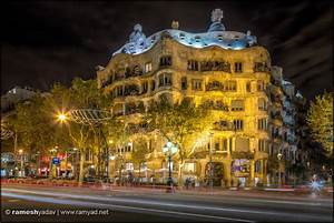 Casa de la Pedrera – Barcelona, Spain » Architecture and ...