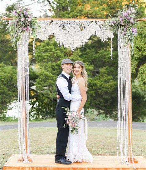 255 Best Macrame Wedding Images On Pinterest Boho