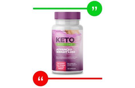 keto bodytone review benefits ingredients side
