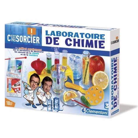 c est pas sorcier cuisine clementoni c 39 est pas sorcier chimie achat vente