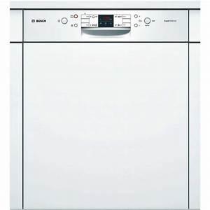 Lave Vaisselle Bosh : bosch lave vaisselle encastrable smi40m22eu achat ~ Melissatoandfro.com Idées de Décoration