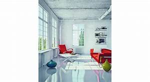 Type De Sol Maison : b ton cir ou r sine choix conseils maison travaux ~ Melissatoandfro.com Idées de Décoration