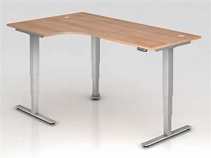 Schreibtisch 90 Cm Breit : schreibtisch 90 cm lang schreibtisch anstelltisch typ4000 buche hell breite 90cm 2 ~ Indierocktalk.com Haus und Dekorationen
