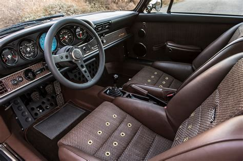 porsche 911 singer interior what is your favorite car interior cars