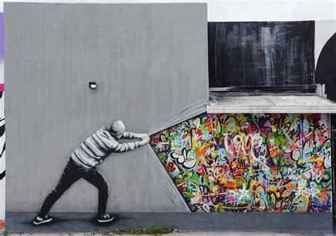 popular street art pieces