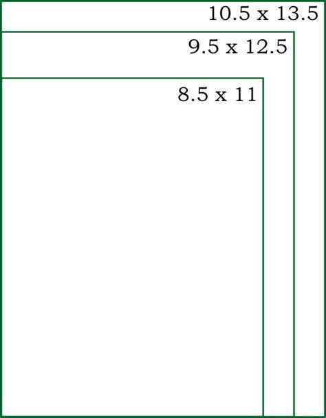 michael s service paper sizes
