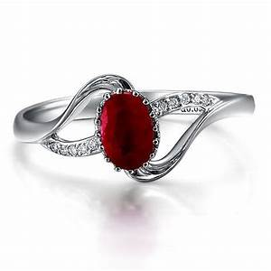 ruby and diamond engagement ring ringolog ruby and diamond With wedding ring with ruby