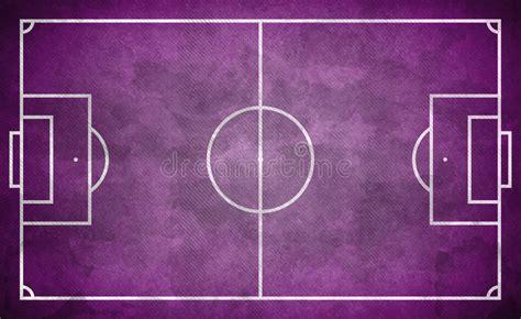 purple street soccer field  grunge style football