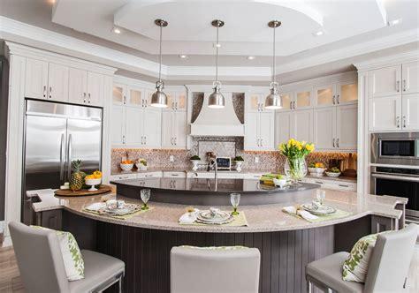 Kitchen Tile Idea - 70 spectacular custom kitchen island ideas home remodeling contractors sebring services