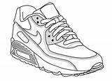 Shoe Tennis Shoes Coloring Printable Pages Easy Nike Template Ecolorings Info Print Drawing Pair Sneaker Sneakers Armour Under Sketch Pritable sketch template