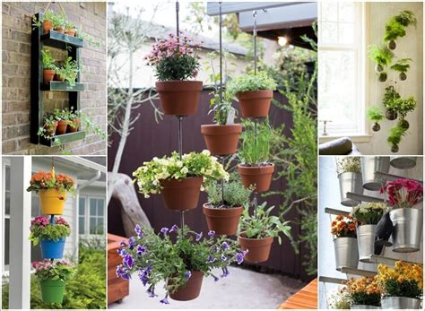 10 Beautiful Hanging Vertical Garden Ideas