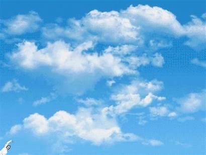 Sky Clouds Cloud Interstellar Effect Window Garage