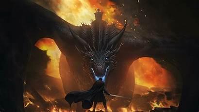 Snow Jon Dragon King Night Vs Resolution