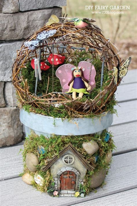 849 Best Images About Create!fairies, Gnomes, And Their