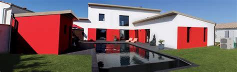 maison moderne d architecte construite par gu 233