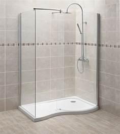 Balterley Bathroom Furniture by Balterley 1400 X 906mm Curved Walk In Shower Enclosure