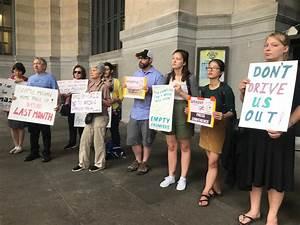 Protestors Demand Officials Make Pittsburgh's Amazon HQ2 ...