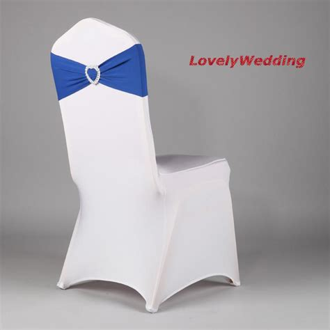 wholesale price spandex chair band with shaped
