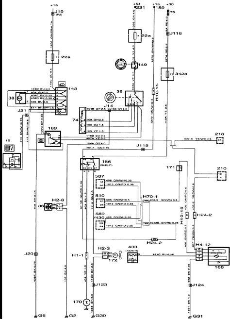 Wireing Diagram For A 1999 Saab 9 3 4 Door by Saab 900 2 3 2002 Auto Images And Specification