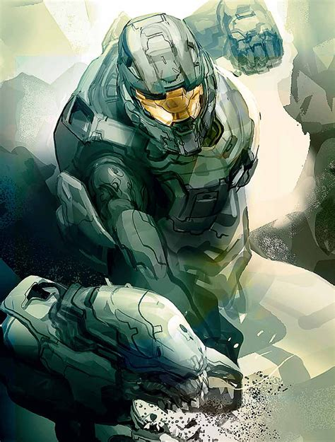 Take A Look At The Art Of Halo 4 Ign