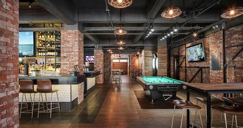 Bar Interior Design by 169 Seth Powers The Camel Sports Bar In Shanghai Designed