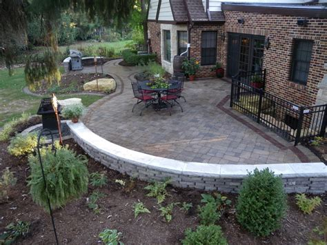 Unilock Patio Pavers - unilock paver patio traditional patio other by