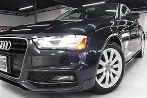 2015 Audi A4 4dr Sedan Manual Quattro 2 0t Premium Stock