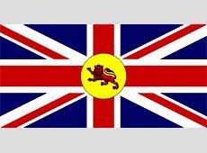 Governor's Ensign and Naval Jack 18821948 British North