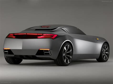 Sports Car Concept by Acura Advanced Sports Car Concept Car Photo 05 Of