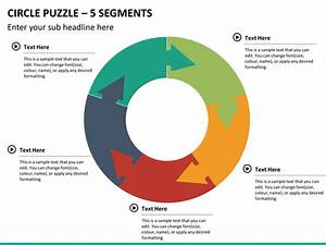 scroll powerpoint template circle puzzle powerpoint template sketchbubble