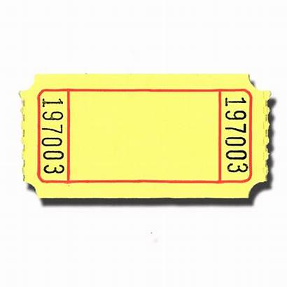 Ticket Clipart Clip Blank Advertisement