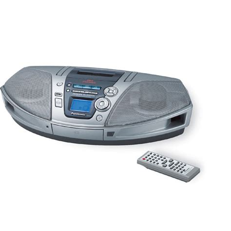 panasonic cd player panasonic rx es29 cd radio cassette player buy from sound and vision