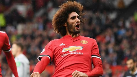 Man Utd Transfer News Marouane Fellaini Is Expected To