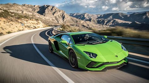 Lamborghini Aventador S 2017 4k Wallpaper Hd Car Wallpapers