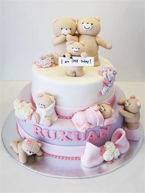 decoration anniversaire bebe fille 1 an g 226 teau anniversaire original en 75 id 233 es pour fille ou gar 231 on gateau anniversaire original