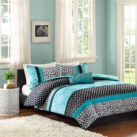 black and teal comforter sets teen boys and teen bedding sets ease bedding with