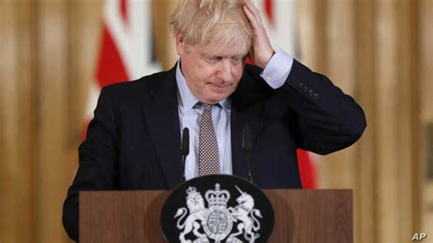 What did Boris say Today