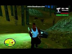 Gta San Andreas Myth #5 Ghost Cars - YouTube