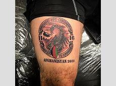US Military Tattoo Veteran Ink
