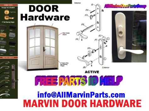 marvin window door hardware parts direct california  marvin models