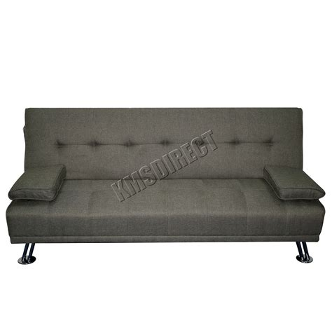 ebay canape westwood tissu gros sofa lit fauteuil inclinable 3 places