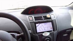 Android Car Stereo Toyota Yaris 2009