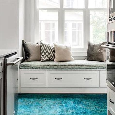 kitchen window seat transitional kitchen style  home