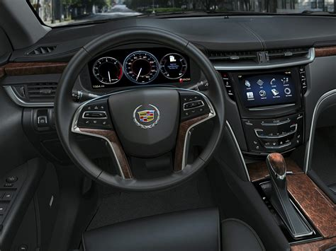 cadillac xts price  reviews features