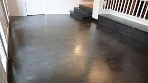 transformer son interieur grace au beton cire With beton ciré carrelage sol