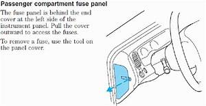 2005 Ford Explorer Sport Trac Fuse Diagram - Questions  With Pictures
