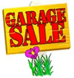 Image result for clip art garage sale