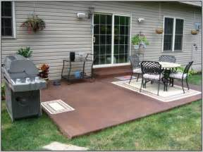 paint concrete patio to look like patios home design ideas qgblvl1p4w