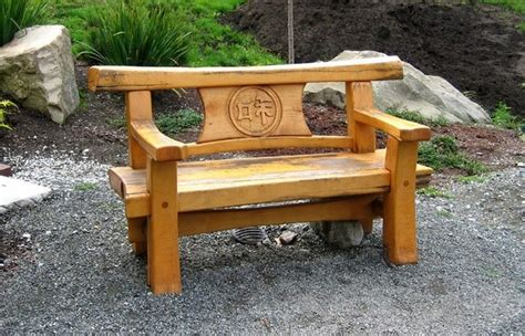 garden bench concrete cool wonderful modern outdoor ideas