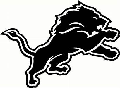 Lions Detroit Clip Clipart Vector Dxf Lion